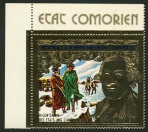 Comoro Islands 171 MNH George Washington