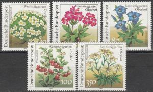 Germany #1630-4  MNH  CV $6.55  (K1629)