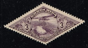 COSTA RICA  STAMP MNH/OG AIR MAIL 3C