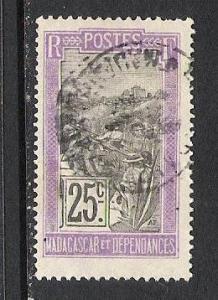 MALAGASY MADAGASCAR 92 VFU 563B