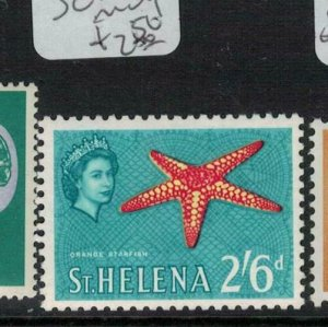 St Helena SG 186 MOG (3edh)