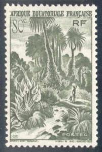 French Equatorial Africa ~ #171 ~ Jungle ~ MLH