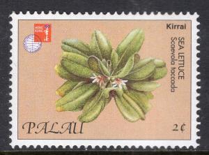 Palau 415 Flower MNH VF