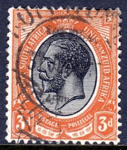 South Africa - Scott #7 - Used - SCV $0.55