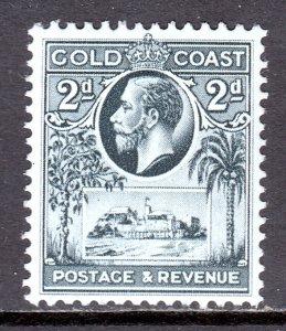 Gold Coast - Scott #101 - MH - SCV $3.00