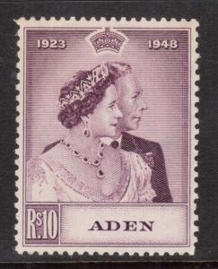 Aden #31 VF/NH