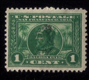 US SCOTT #397 MH,OG VERY FINE