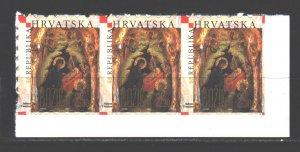 Croatia. 2005. 746. Christmas. MNH.