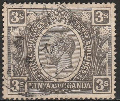 KUT #32  F-VF Used CV $7.50 (A17660)