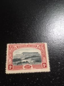 British Guiana sc 152 MH