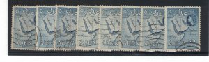 54a - Aden (50 C) 1953 - Postage stamps New Daily Stamps [Stamp] Used Sellers No