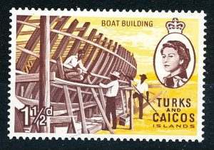 Turks & Caicos Islands #159 Single MNH