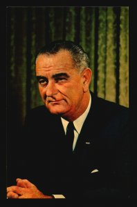 LBJ 1965 Inauguration Card (I) - Z21320