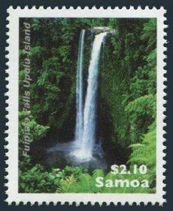 Samoa 1140,1141 sheet,MNH. Fuipisia Falls,2013.