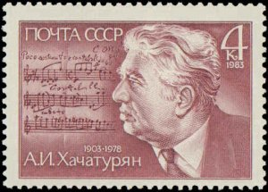 Russia  #5144, Complete Set, 1983, Music, Never Hinged