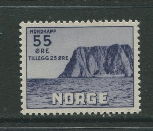 STAMP STATION PERTH Norway #B56 North Cape Type Issue 1953 MLH