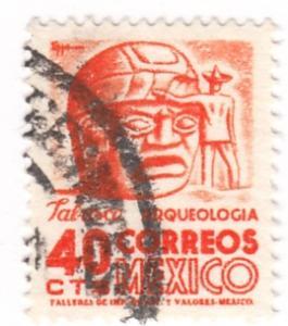 Mexico, Scott # 880(1), Used