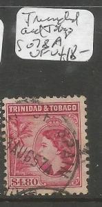 Trinidad & Tobago SG 78a VFU (7cqp)