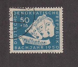 GERMANY - DDR SC# B20 F-VF U 1950
