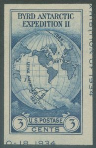 US Scott #768a Mint, VF, NGAI