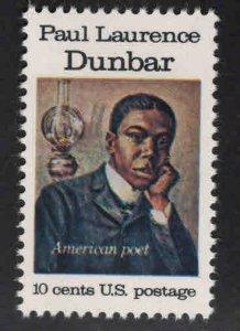 USA Scott 1554 MNH** Paul Dunbar stamp