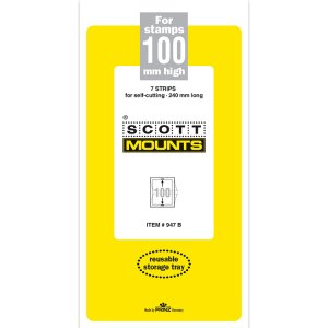 Scott Mount 100 x 240 mm  (Scott 947 Black)
