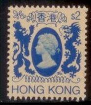 Hong Kong 1982 SC# 399 M-hinged L189