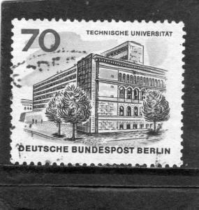 German Berlin Buildings Used