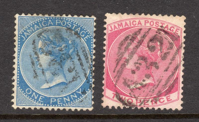 Jamaica Watermark CC A32 Buff Bay Cancel 2 Different a886