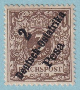 GERMAN EAST AFRICA 6 MINT HINGED OG * NO FAULTS EXTRA FINE!