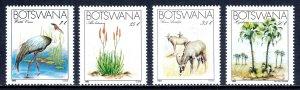 Botswana - Scott #329-332 - MNH - SCV $20