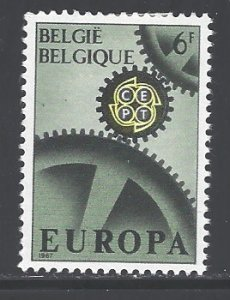 Belgium Sc # 689 mint hinged (RS)