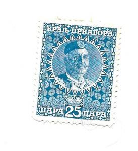 Montenegro 1913 - Scott #105