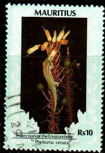 MAURITIUS [1989] MiNr 0682 Y I ( O/used ) Pflanzen