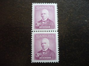 Canada - Mint Pair of Prime Minister Issues - Sir John Abbott
