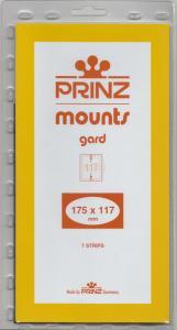 PRINZ CLEAR MOUNTS 175X117 (7) RETAIL PRICE $10.50