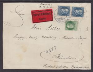 Bavaria Sc 96, 102 on Express Cover Front