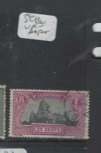 FRENCH INDOCHINA (P0501B)  SC 132   VFU