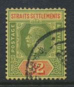 Straits Settlements George V  SG 240  Used