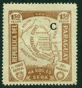 Paraguay 1932 #L34 MH SCV (2018) = $2.00