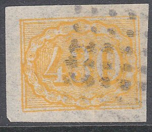 BRAZIL  An old forgery of a classic stamp...................................D463