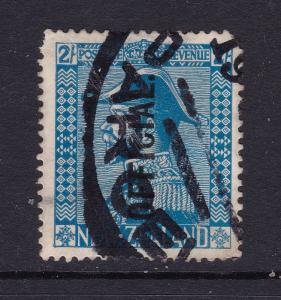 New Zealand a 2/- KGV admiral used Official