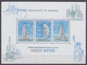 1985 Monaco 1709-1711/B30 Catamaran 5,50 €