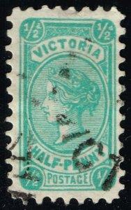 Australia-Victoria #193 Queen Victoria; Used (3Stars)