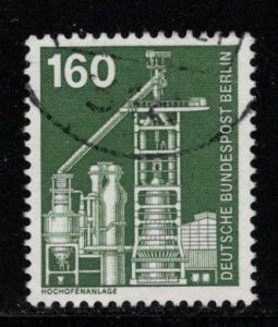 Germany Berlin Scott # 9N372, used