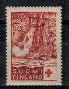 Finland Scott B25 Mint NH (Catalog Value $46.00)