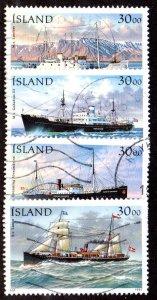 ICELAND 803-6 USED SCV $3.60 BIN $1.45 SHIPS