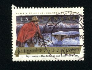 Canada #1491   -1     used VF 1993  PD