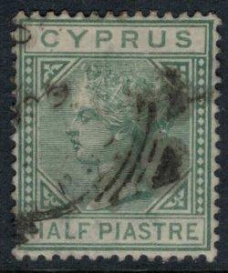 Cyprus #19a  CV $3.25