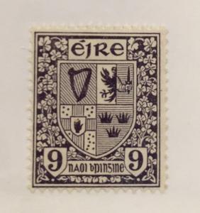 Ireland Scott 115 Coat of Arms-Mint NH